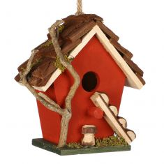 Robin Red Petite Hanging Bird House