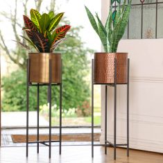 Copper Hues Home Accessories Collection