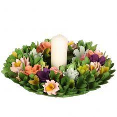 Secret Garden Dining Table Centrepiece Wreath