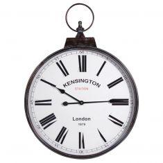Vintage Kensington Station Wall Clock