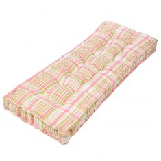 Patterdale Vintage Reversible Garden Bench Cushion