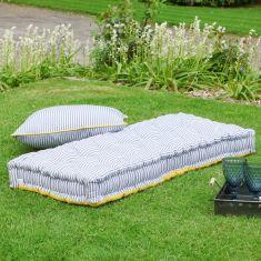 Riviera Stripe Summer Garden Seating Collection