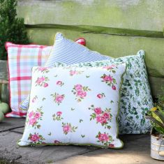 100% Cotton Scatter Cushion Collection