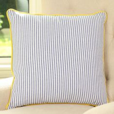 Riviera Stripe Large Scatter Cushion Pillow