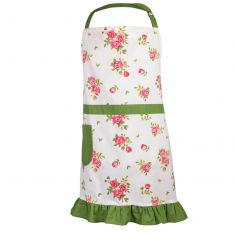 Helmsley Blush Floral Print Gardening Apron