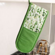 Meadowbrook Botanical Print Oven Gloves