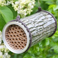 Hanging Tube Garden Bee Nester
