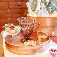 Copper Barware Collection