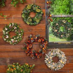 Nature Trail Winter Wreaths