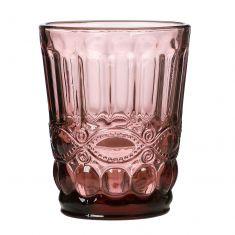 Aurielle Amethyst Glass Tumbler