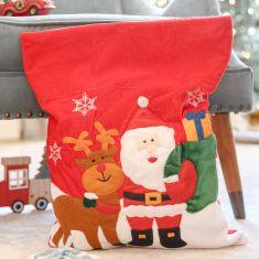 Festive Friends Red Santa Sack
