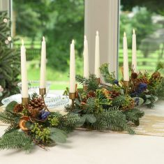 Woodland Riches Table Centrepiece
