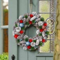 Merry and Bright Wreath 14