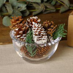 Natural Mixed Pinecone Pot Pourri