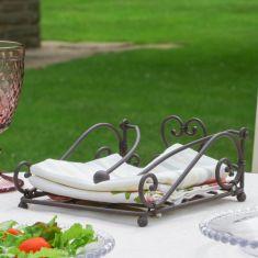 Vintage Alfresco Dining Napkin Collection