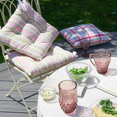 Summer Blush Alfresco Dining Collection