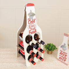 Beer Holder & Bottle Opener