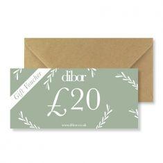 Dibor £20 Gift Voucher
