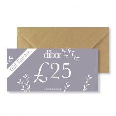 Dibor £25 Gift Voucher