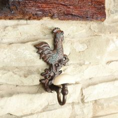 Farmhouse Rooster Hook