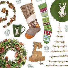 Country Woodland Christmas Collection
