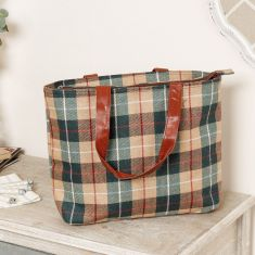 Large Country Shopping Bag