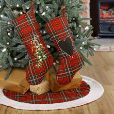 Snowy Highland Christmas Romance