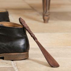 Ornate Iron Shoe Horn