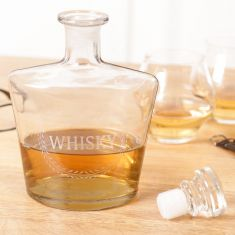 Grand Pere Vintage French Whiskey Decanter