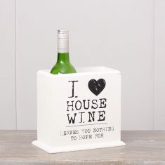 House Wine Bottle Caddy
