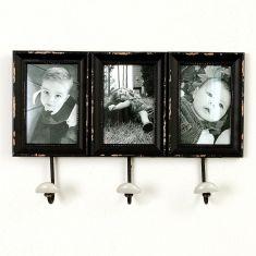 Hallway Photo Frame Hook Board