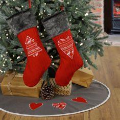 Minimalist Nordic Christmas Decorations
