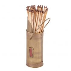 Extra Long BBQ Matches with Canister