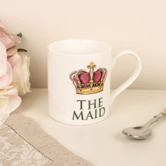 The Maid Fine China Mug