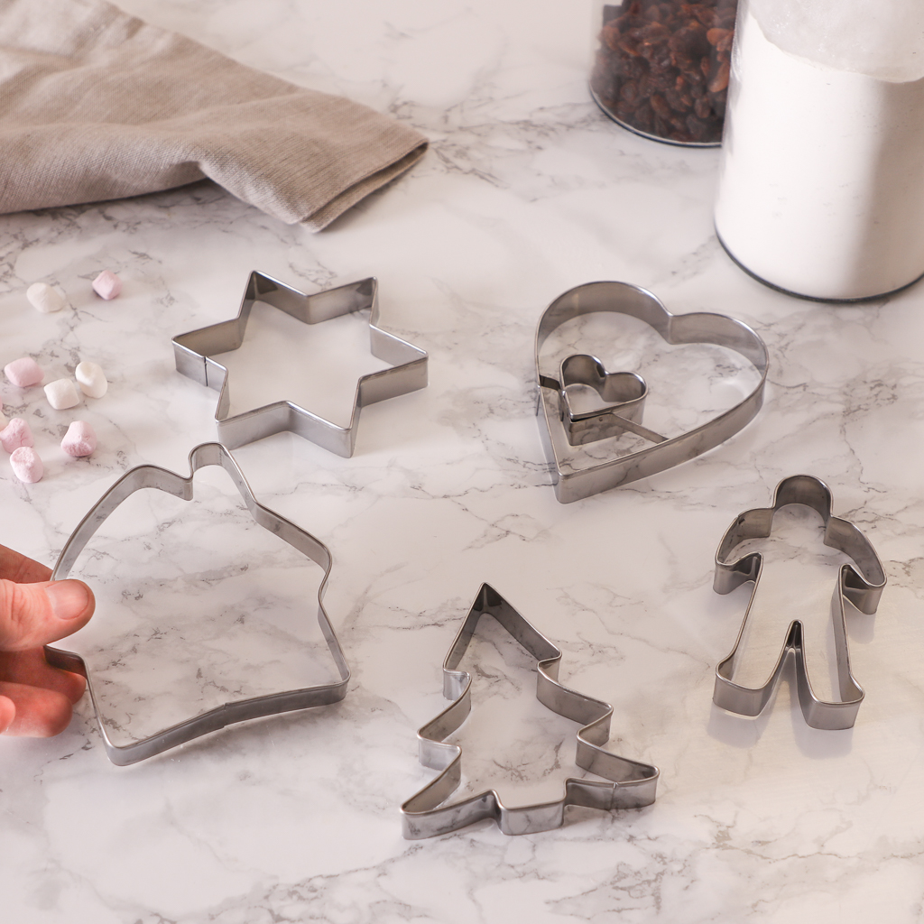 Dibor Cookie Cutter Set