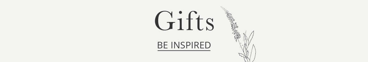 View our gift inspiration collections