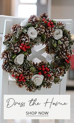 Luxury Indoor Christmas Wreaths