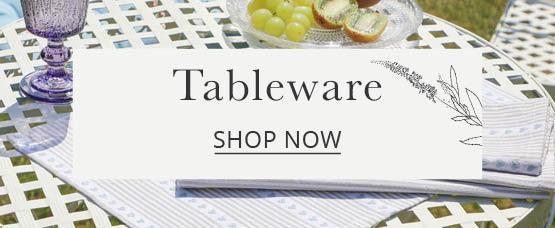 Shop more tableware collections